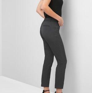 GAP skinny ankle pants in pink or black